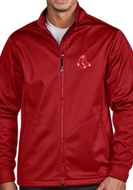 Boston Red Sox Antigua Golf Light Weight Jacket - Red