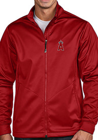 Los Angeles Angels Antigua Golf Light Weight Jacket - Red