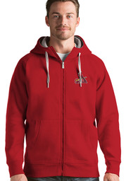 St Louis Cardinals Antigua Victory Full Zip Jacket - Red