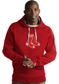 Antigua Boston Red Sox Victory Red Fashion Hood