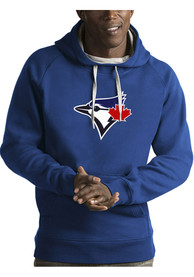 Antigua Toronto Blue Jays Victory Blue Fashion Hood