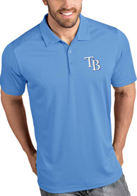 Tampa Bay Rays Antigua Tribute Polo Shirt - Blue