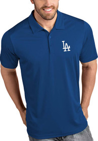 Los Angeles Dodgers Antigua Tribute Polo Shirt - Blue