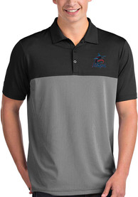 Miami Marlins Antigua Venture Polo Shirt - Black