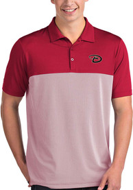 Arizona Diamondbacks Antigua Venture Polo Shirt - Cardinal