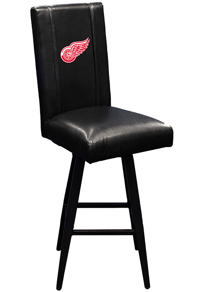Detroit Red Wings Swivel Pub Stool - Image 1