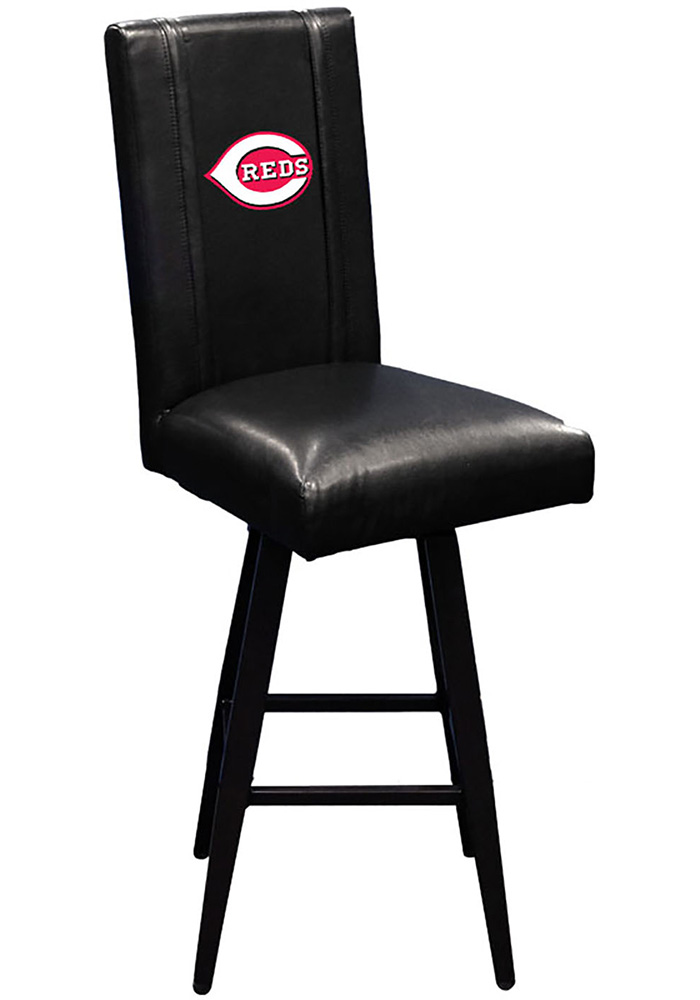 Cincinnati Reds Swivel Pub Stool - Image 1