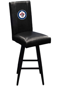 Winnipeg Jets Swivel Pub Stool