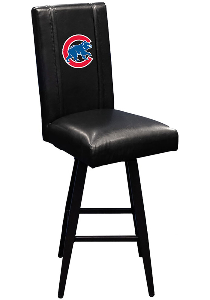 Chicago Cubs Swivel Pub Stool - Image 1