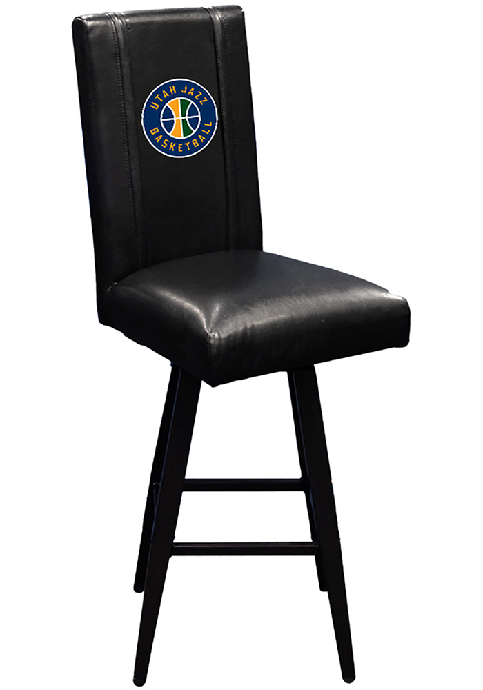 Utah Jazz Swivel Pub Stool - Image 1