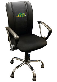 North Dakota State Bison Curve Desk Chair