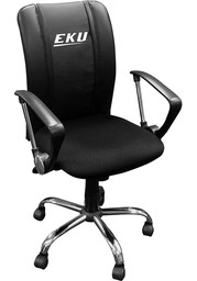 Eastern Kentucky Colonels Curve Desk Chair