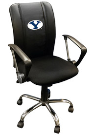 BYU Cougars Curve Desk Chair