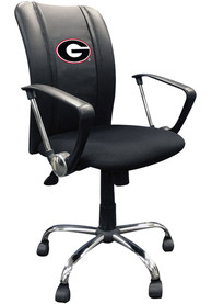 Georgia Bulldogs Curve Desk Chair
