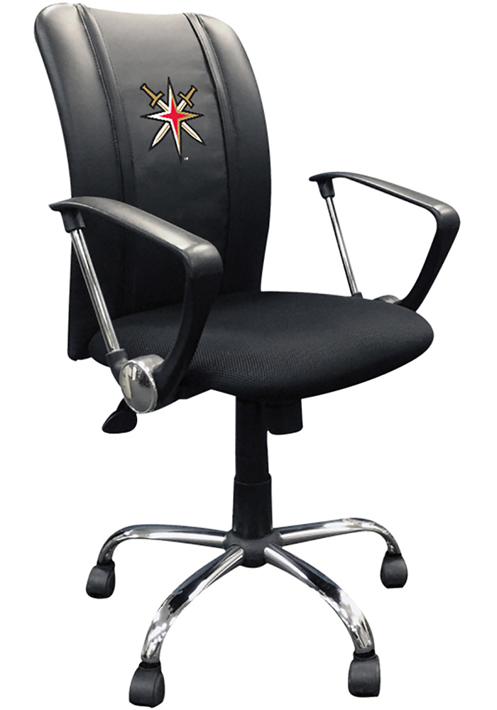 Vegas Golden Knights Curve Desk Chair - Image 1