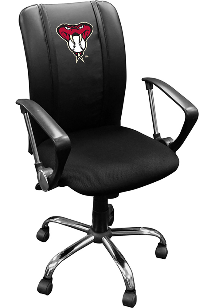 Arizona Diamondbacks Curve Desk Chair - Image 1