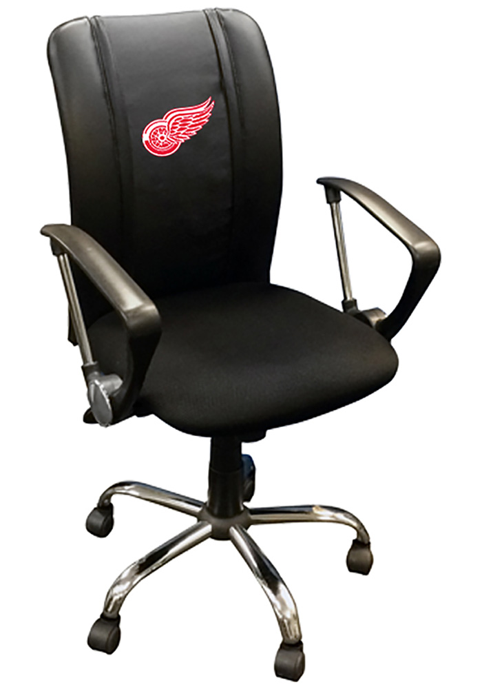 Detroit Red Wings Curve Desk Chair - Image 1