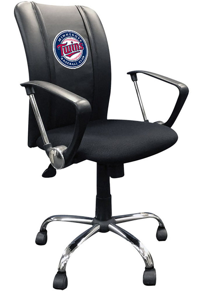 Minnesota Twins Curve Desk Chair - Image 1