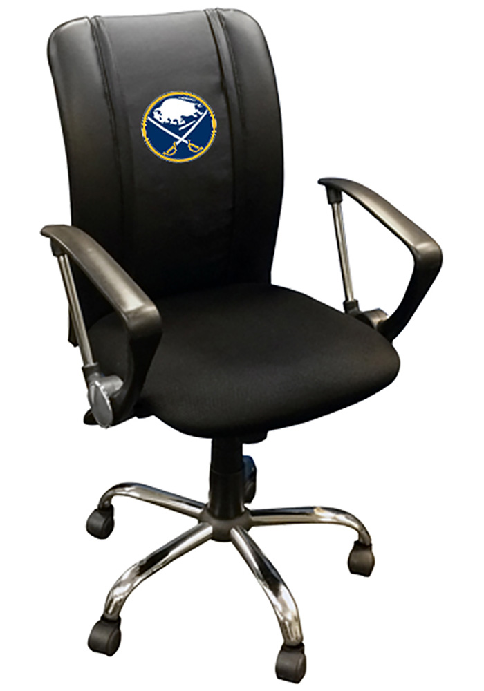 Buffalo Sabres Curve Desk Chair - Image 1