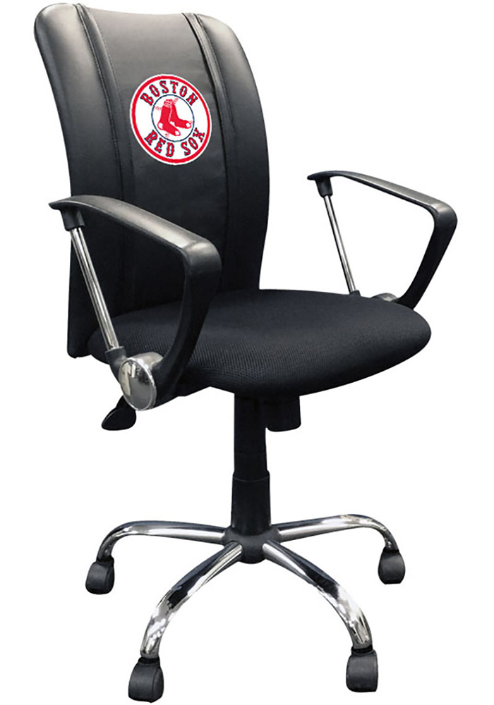 Boston Red Sox Curve Desk Chair - Image 1
