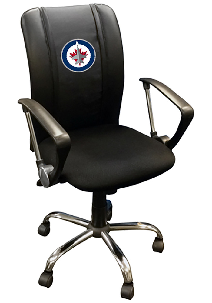 Winnipeg Jets Curve Desk Chair - Image 1