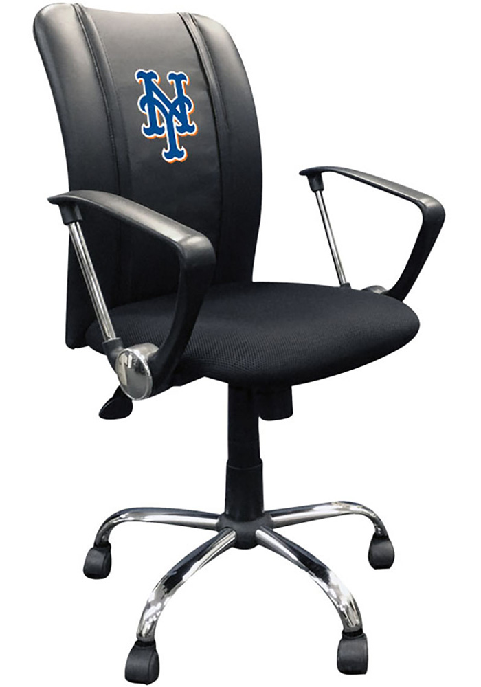 New York Mets Curve Desk Chair - Image 1