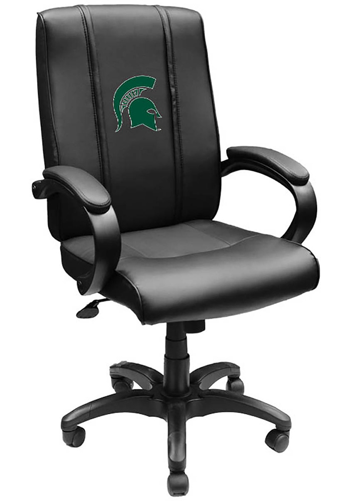 Michigan State Spartans 1000.0 Desk Chair - Image 1