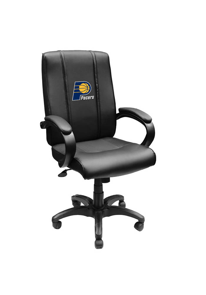 Indiana Pacers NBA Office Chair Desk Chair - Image 1