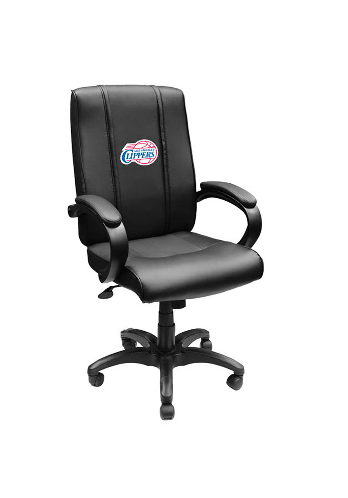 Los Angeles Clippers NBA Office Chair Desk Chair - Image 1