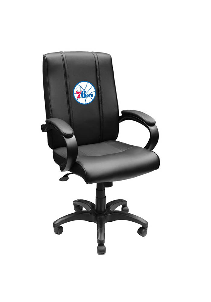Philadelphia 76ers NBA Office Chair Desk Chair - Image 1
