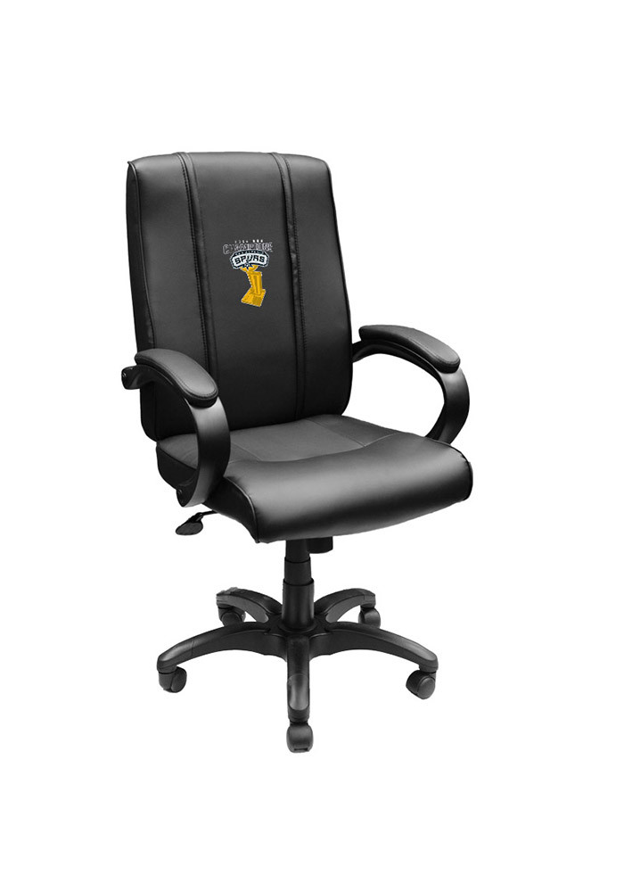 San Antonio Spurs NBA Office Chair Desk Chair - Image 1