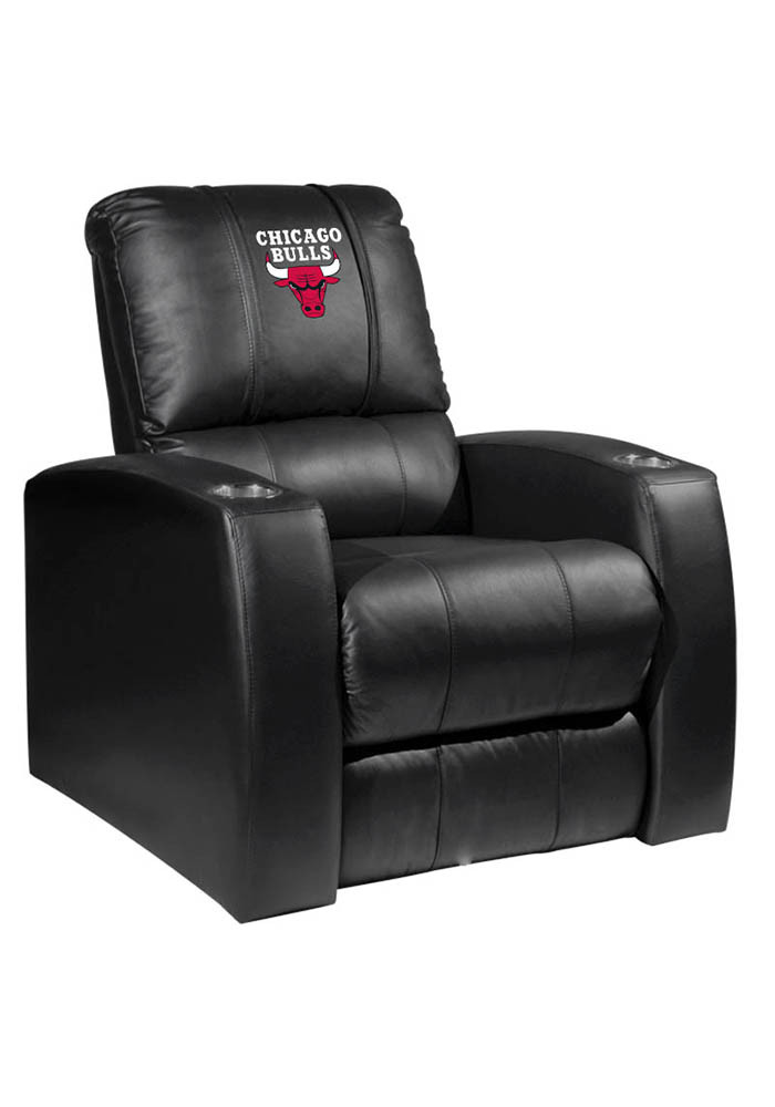 Chicago Bulls NBA Home Theater Recliner Recliner - Image 1