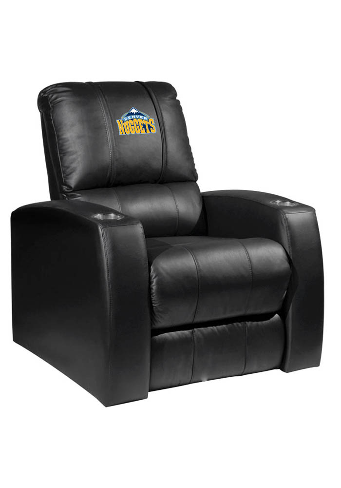 Denver Nuggets NBA Home Theater Recliner Recliner - Image 1