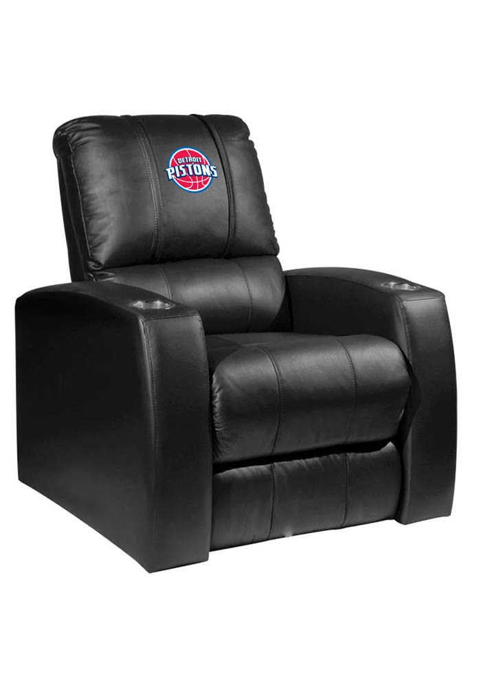 Detroit Pistons NBA Home Theater Recliner Recliner - Image 1