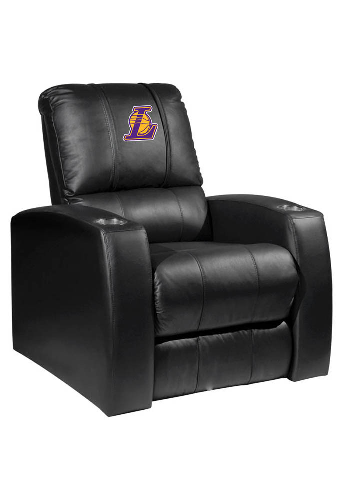 Los Angeles Lakers NBA Home Theater Recliner Recliner - Image 1