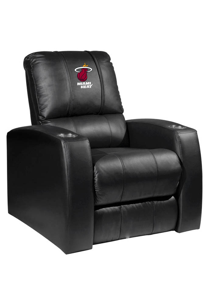 Miami Heat NBA Home Theater Recliner Recliner - Image 1