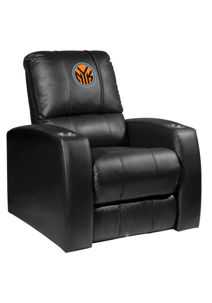 New York Knicks NBA Home Theater Recliner Recliner - Image 1