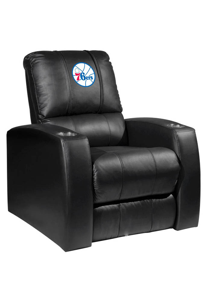 Philadelphia 76ers NBA Home Theater Recliner Recliner - Image 1