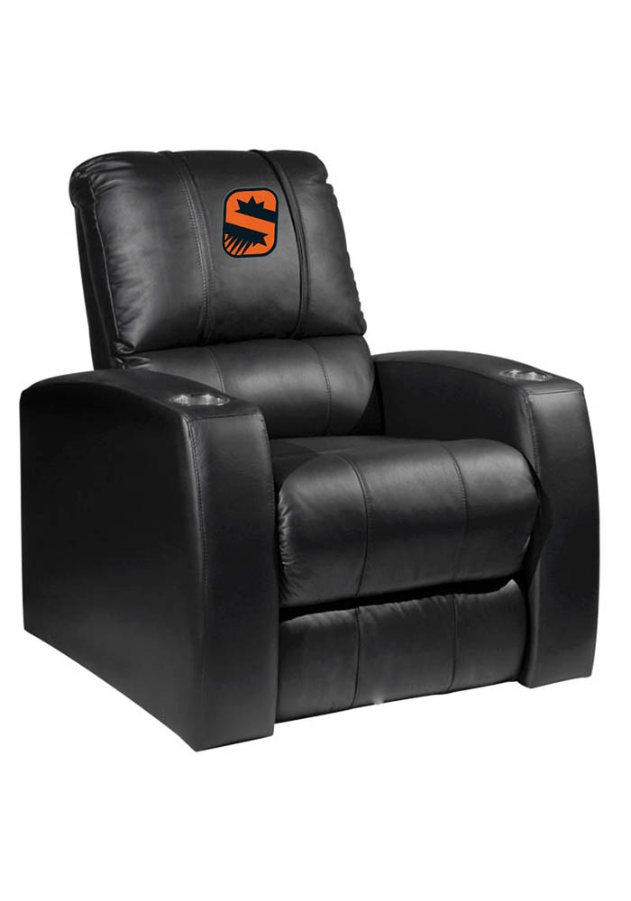 Phoenix Suns NBA Home Theater Recliner Recliner - Image 1