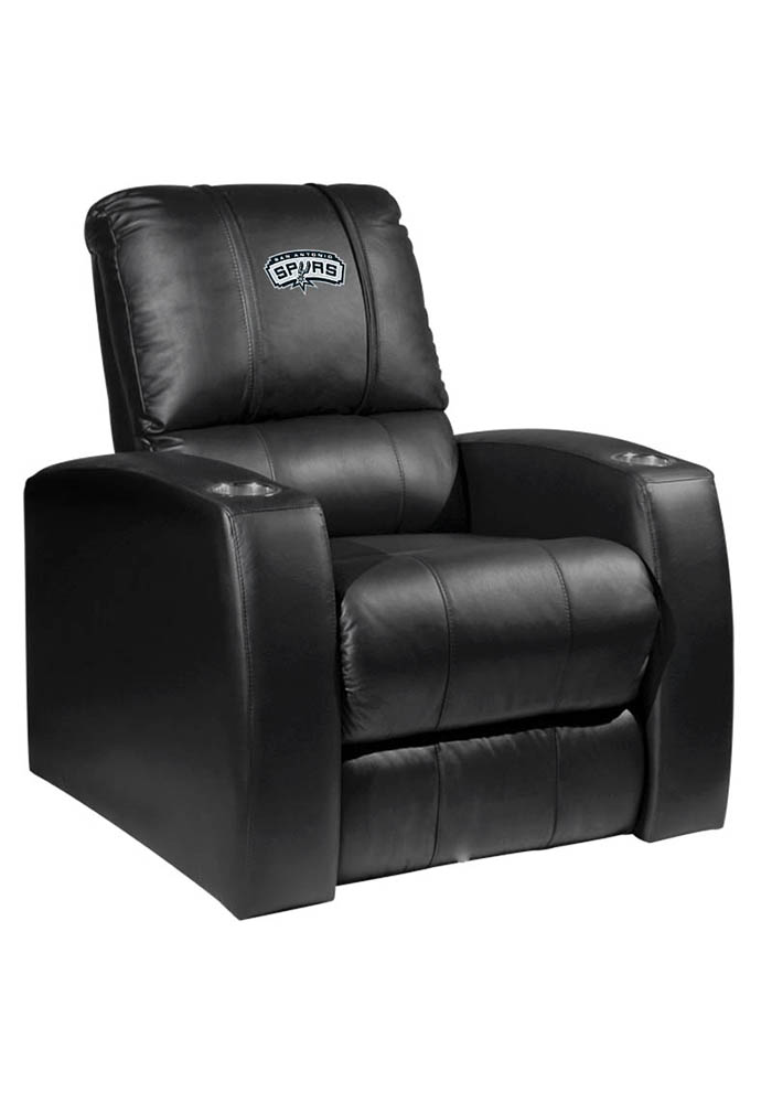 San Antonio Spurs NBA Home Theater Recliner Recliner - Image 1