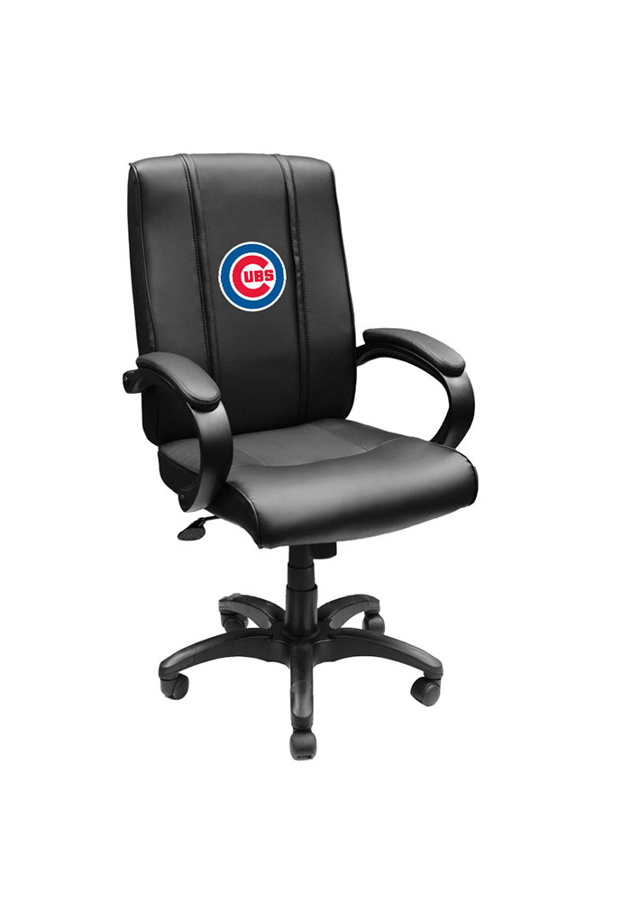 Chicago Cubs MLB Office Chair Desk Chair - Image 1