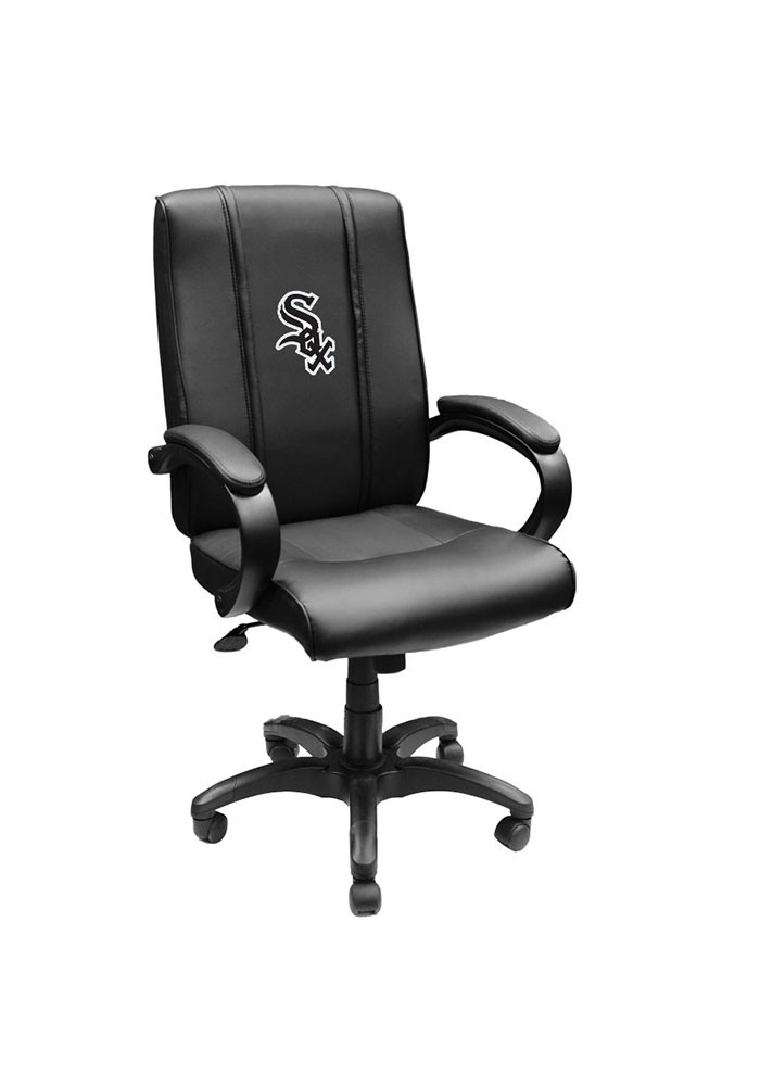 Chicago White Sox MLB Office Chair Desk Chair - Image 1