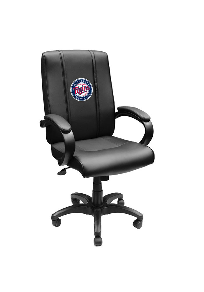 Minnesota Twins MLB Office Chair Desk Chair - Image 1