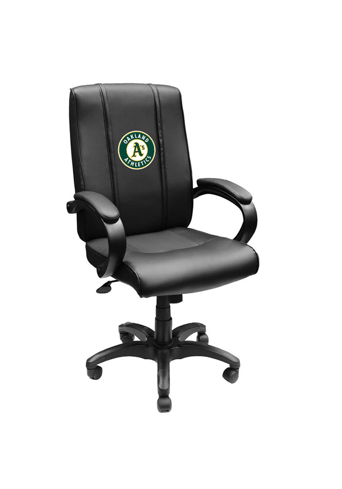 Oakland Athletics MLB Office Chair Desk Chair - Image 1