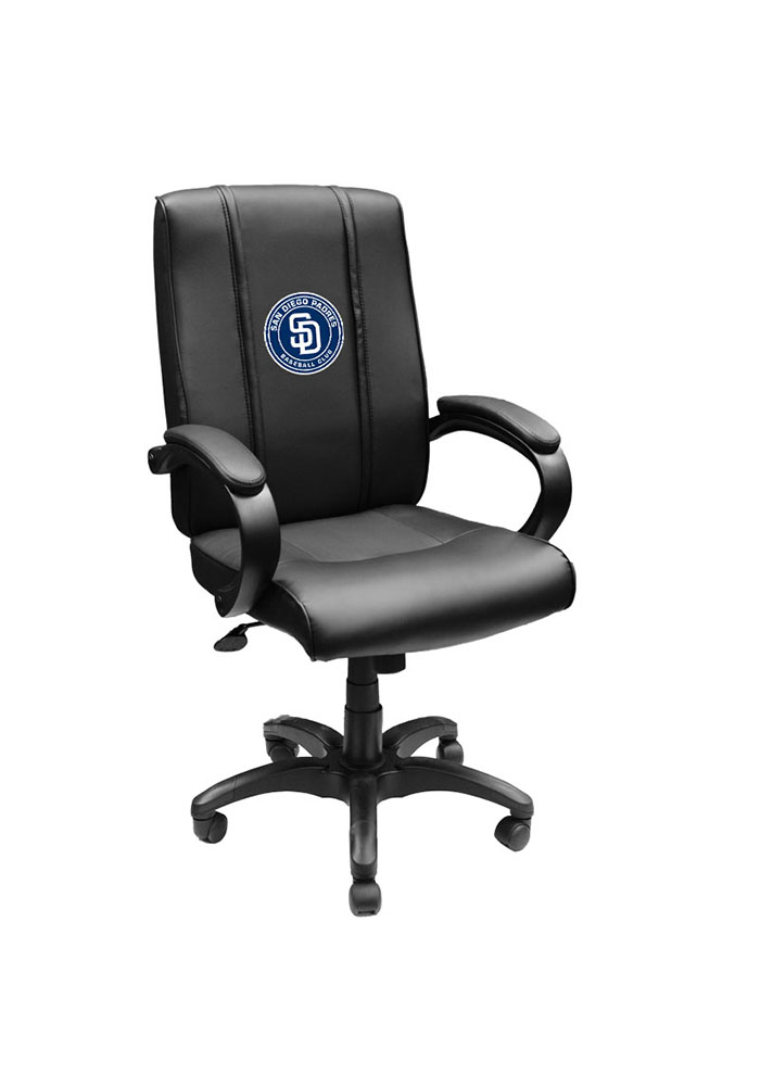 San Diego Padres MLB Office Chair Desk Chair - Image 1