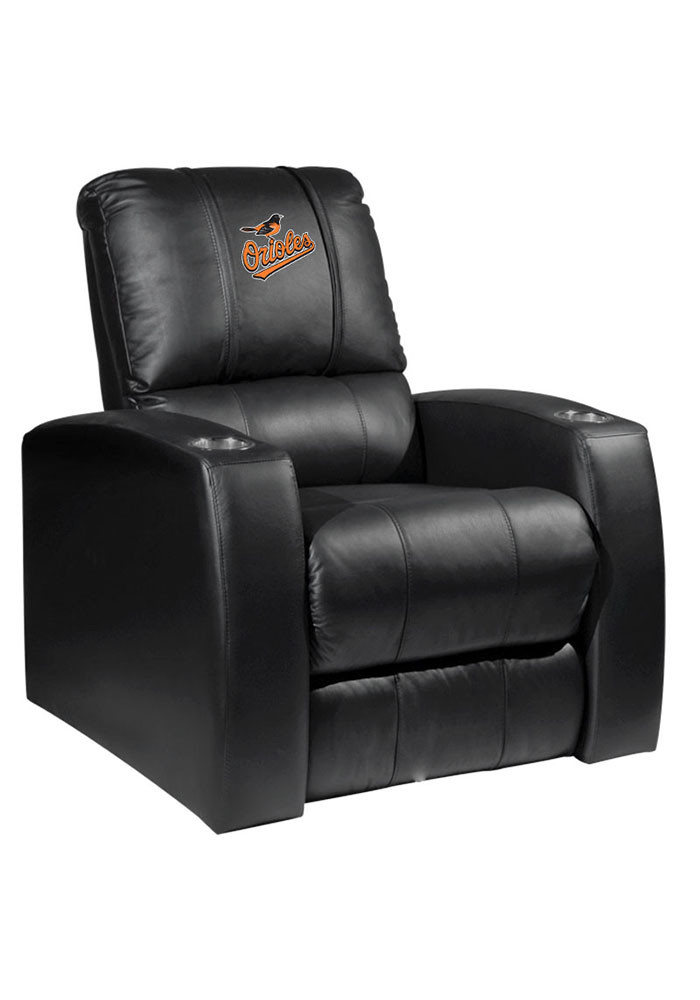 Baltimore Orioles MLB Home Theater Recliner Recliner - Image 1