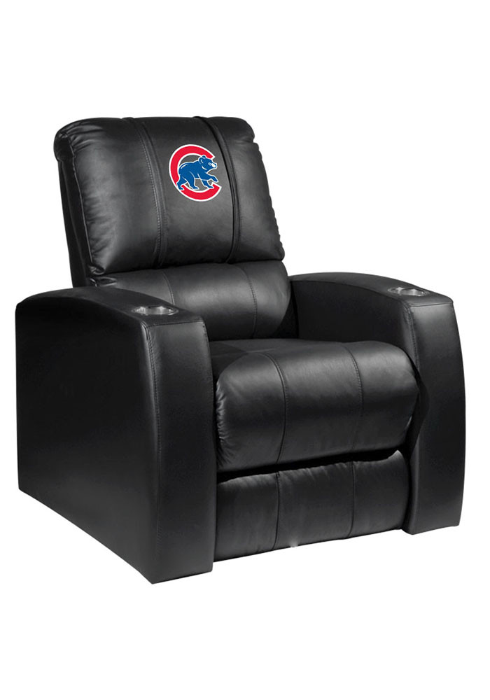 Chicago Cubs MLB Home Theater Recliner Recliner - Image 1