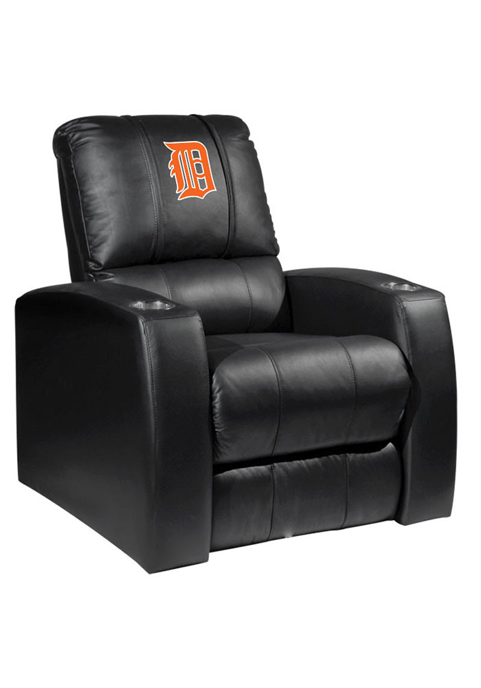 Detroit Tigers MLB Home Theater Recliner Recliner - Image 1