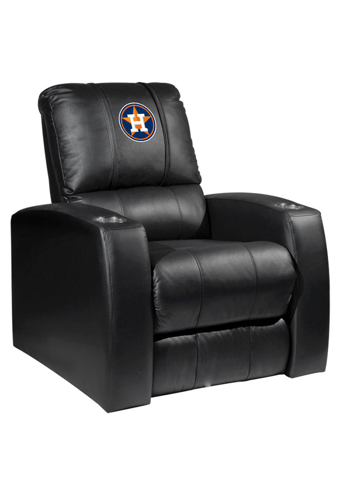 Houston Astros MLB Home Theater Recliner Recliner - Image 1