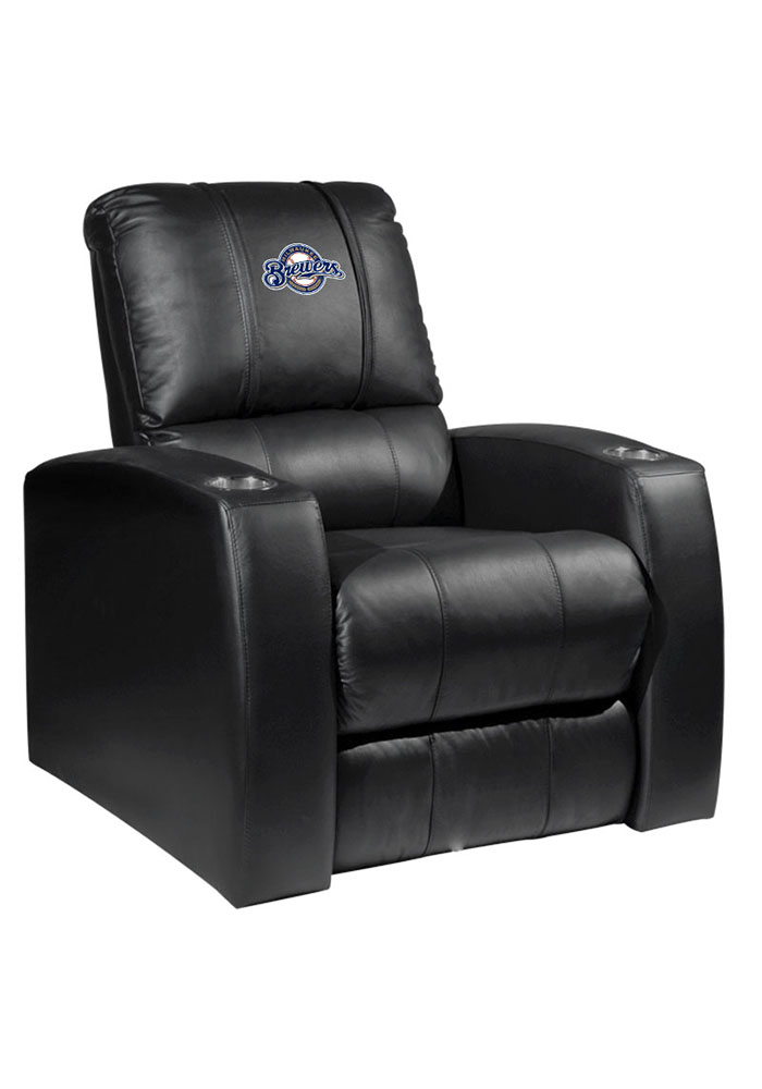 Milwaukee Brewers MLB Home Theater Recliner Recliner - Image 1